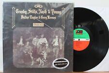 "Crosby, Stills, Nash & Young LP ""Deja Vu"" ~ Classic Records 200g ~ NM/VG++"