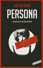Persona Los rostros de Victoria Bergman 1 Spanish Edition