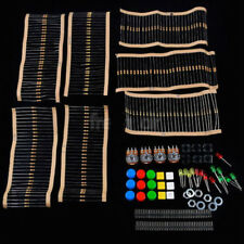 Kit de piezas electrónicas ARDUINO componente Interruptor Botón resistencias ATF