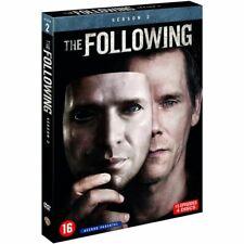 DVD - The Following - Saison 2 - Kevin Bacon, James Purefoy, Natalie Zea, Shawn