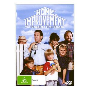 Home Improvement: Season 1 DVD (4 Disc Set) Brand New - Tim Allen - Free Post