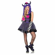 Punky Monster Junior Size 10-12 Costume (e)