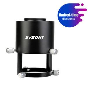 SV123 Variabler Projektionskameraadapter Spektiv Schwarz Vollmetall Neu
