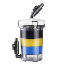 Sunsun Transparent LW-602 603 Aquarium Pre-Filter With Filter Cotton No Pump Top