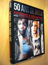 Annie Lennox Keith Richards Bill Wyman 50 ans de rock Photos Gered Mankowitz