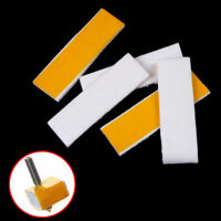 5pcs 3D Printer Heating Block Cotton Hotend Nozzle Heat Insulation 3mm Thick JF
