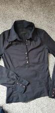 Bruuns bazaar Black Shirt Blouse Perfect Fitting 34