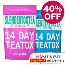 Slendertoxtea - 14 Day Teatox Set (Detox Tea, Diet Tea, Skinny Tea) 40% OFF