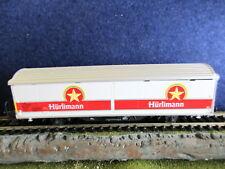 "Marklin HO - ""Hurlimann Tractor"" Logo  Car  Car 4735-4"