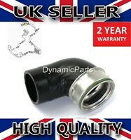AUDI A4 SKODA SUPERB PASSAT 1.9 2.0 TDI INTERCOOLER TURBO HOSE PIPE 3B0145838A