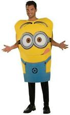 Despicable Me 2 Dave Minion Adult Mens Foam Funny Movie Costume One Size Stand
