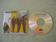 CHICANO BATMAN Friendship (Is A Small Boat In A Storm) promo CD single