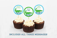 """or Any Image in Our Store /""""Godzilla/"""" Printable Cupcake Toppers//Favor Tags"""