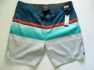 NWT Men's Rip Curl Board Shorts Swim Surf Size 40 x 9 inseam