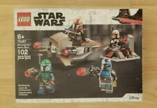 BRAND NEW! LEGO Star Wars Mandalorian #75267 Battle Pack Set (sealed in box!)