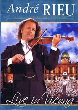 Andre Rieu: Live in Vienna (DVD)    Very Good Condition