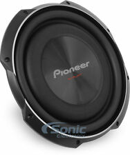 "PIONEER 1500W 12"" TS Single 4 Ohm Shallow Mount Car Subwoofer 