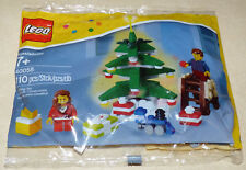 NEW Lego Seasonal DECORATING THE TREE Set #40058 Holiday Christmas Sealed in Bag