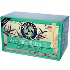 Triple Leaf Tea, Jasmine Green Tea, 20 tea bags