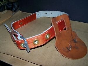 KLEIN Tools 5440  Harness/Belt Lineman Safety Equipment Utility +5460 spud wrenc