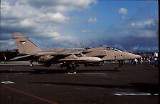 Original colour slide Jaguar GR.1A XZ367/GP of 54 Sqdn. Royal Air Force