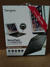 "Targus VersaType 4-in-1 Keyboard Case iPad / 9.7"" Pro / Air 2 (py97)"