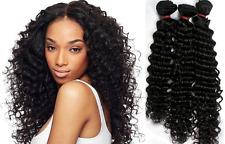 100% Unprocessed Virgin Human Hair 7A Deep Wave 16