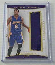 Los Angeles Lakers 2015-16 Season Basketball Trading Cards