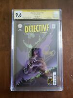 Detective Comics 1000 1960's Variant, (CGC 9.6) Signed by Jim Steranko (DC)