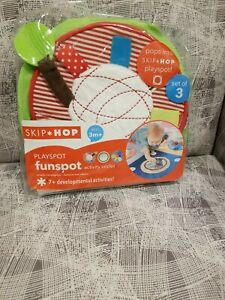 Skip Hop Playspot Funspot Activity Circles for 3 m+,  New in package