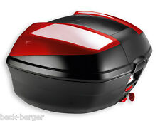 Ducati Top Case Suitcase Rear Multistrada 1200 2010 - 2014 Red NEW