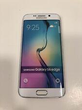 Samsung Galaxy S6 Edge - Dummy Phone - Non-working - Display - Toy - Demo White