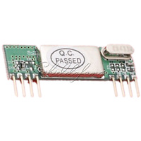 RXB6 433Mhz Superheterodyne Wireless Receiver Module for Arduino/ARM/AVR