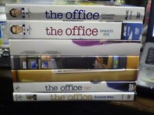 (7) The Office Season DVD Lot:  Seasons 1, 2, 3, 4, 5, 6 & 7    Steve Carell