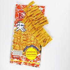 Bento Squid Seafood Snack Namprik Thai Original Sweet & Spicy Flavor 5g Thailand