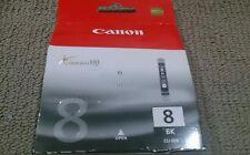 Canon 8 BK CLI-8BK-FREE POST IN AUSTRALIA
