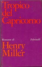 HENRY MILLER - TROPICO DEL CAPRICORNO - (BUONE CONDIZIONI)