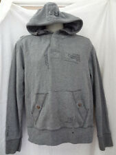 (189JUN) Size S *JACK & JONES* Ace grey hoody sweatshirt jumper top mens