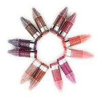 Clinique Chubby Stick Moisturizing Lip Colour Balm Lipstick Travel Size~ 2pc set