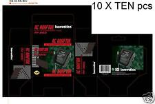 10 Ten X SNES Super Nintendo & Virtual Boy AC adaptor Power Supply Cord Adapter