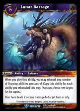 World of Warcraft WOW TCG Reign of Fire: Lunar Flut x 4