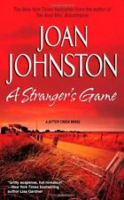 A Strangers Game (A Bitter Creek Novel) by Joan Johnston