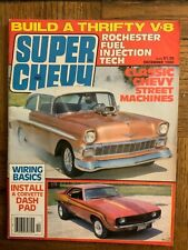 1980 Super Chevy NHRA Drag Racing 454 SS Chevelle Nomad Corvette Bel Air Nova SS