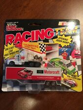 Racing Champions Inc Team Transport Semi Truck+Trailer+Car #15 Geoff Bodine