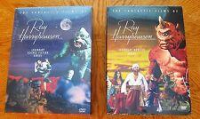 Ray Harryhausen DVD Legendary Science Fiction & Legendary Monster Series, New
