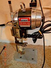 "Gemsy Jiasew Ae Straight Knife Cutter Cutting Machine 6"" to cut 4"" fabrics"