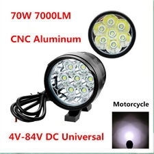 70W 7000LM 7x XM-L LED Auto Motorcycles Spot Work Light Offroad Driving Fog Lamp