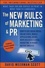 New Rules of Marketing and PR, the: How to Use Social Media, Online Video,...