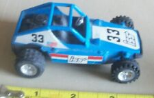 Dune buggy 1970s Panther 33 1/36 blue pull back HK