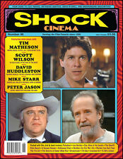 Shock Cinema #46 Time Matheson Scott Wilson David Huddleston Mike Starr